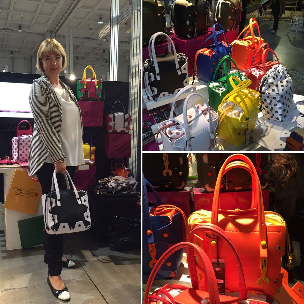 Super: le borse scomponibili di Hymy Bag