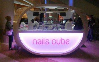 Nails Cube