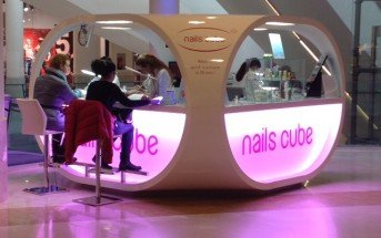 "Nails Cube ""Centro Galleria Borromea"""