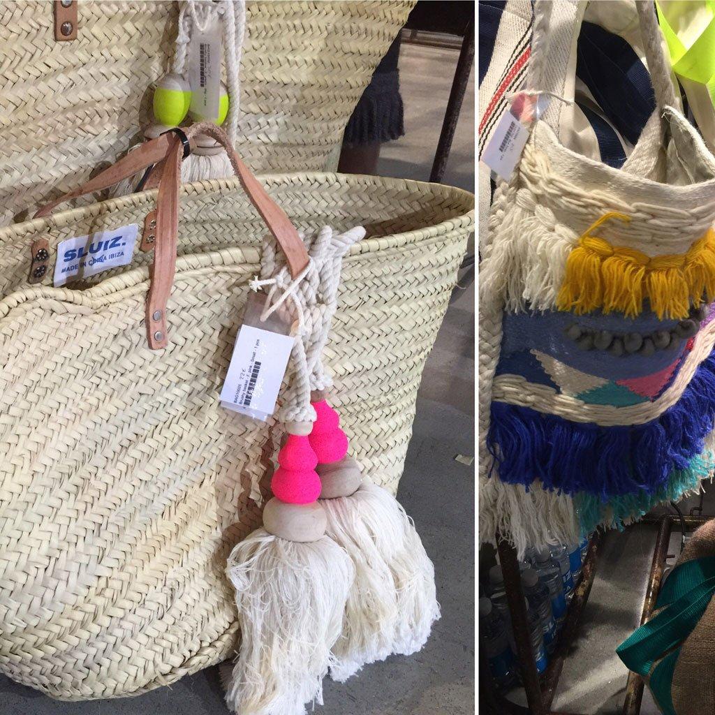 Super: le borse di Sluiz Ibiza