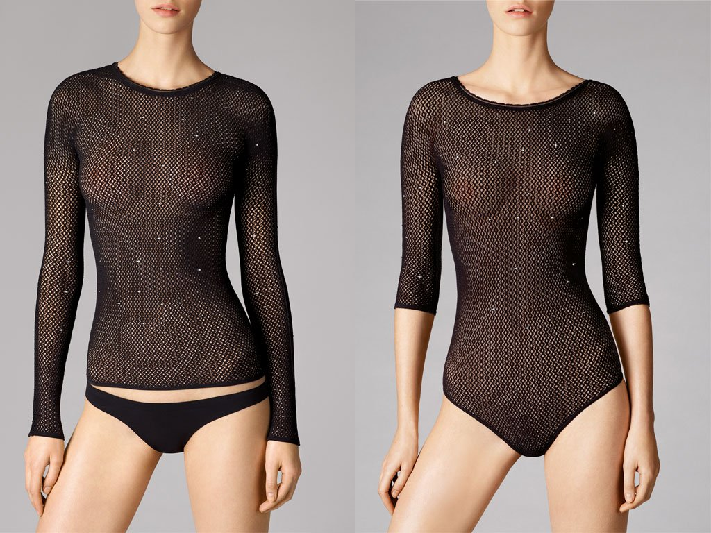 Wolford body Comet Tight