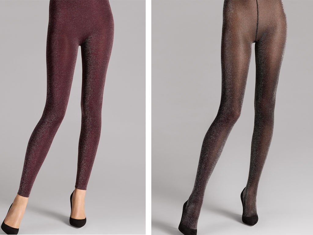 Wolford: calze stardust