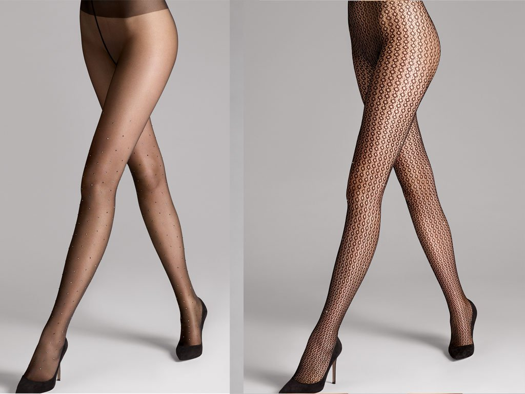 Wolford: calze comet tights