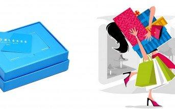 Snoblesse: gift card come idea regalo