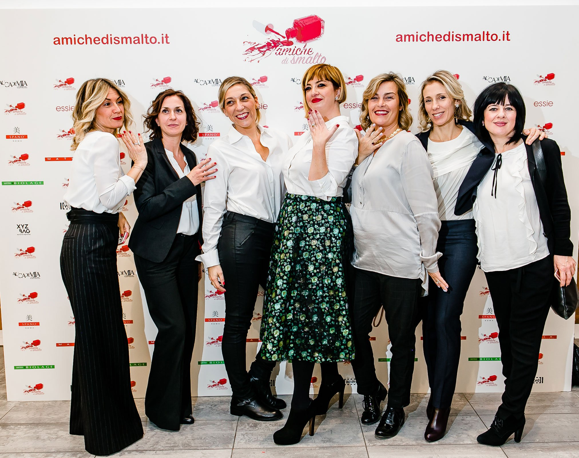 Il Beauty Party di Amiche di Smalto