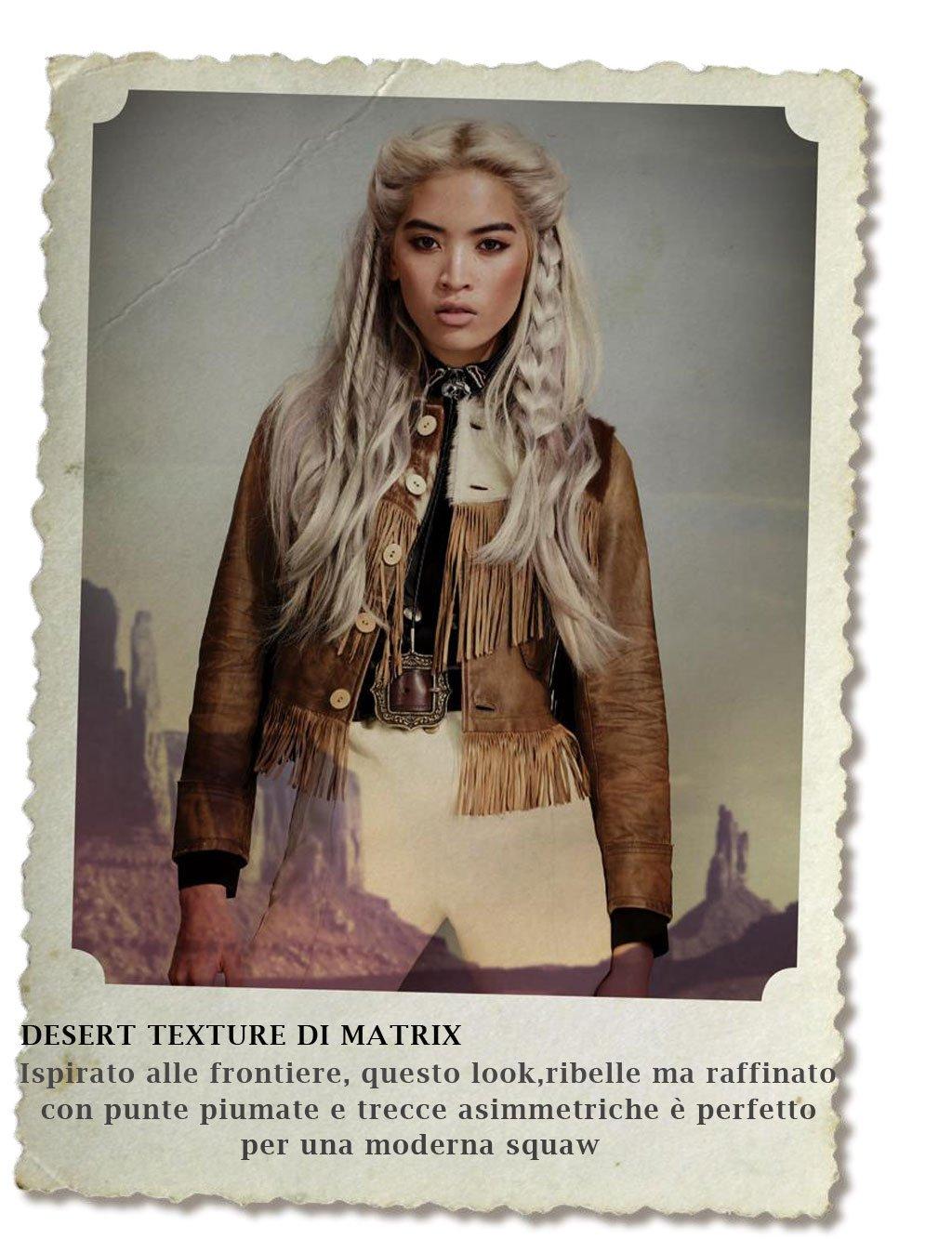 Colori capelli 2016 di Matrix