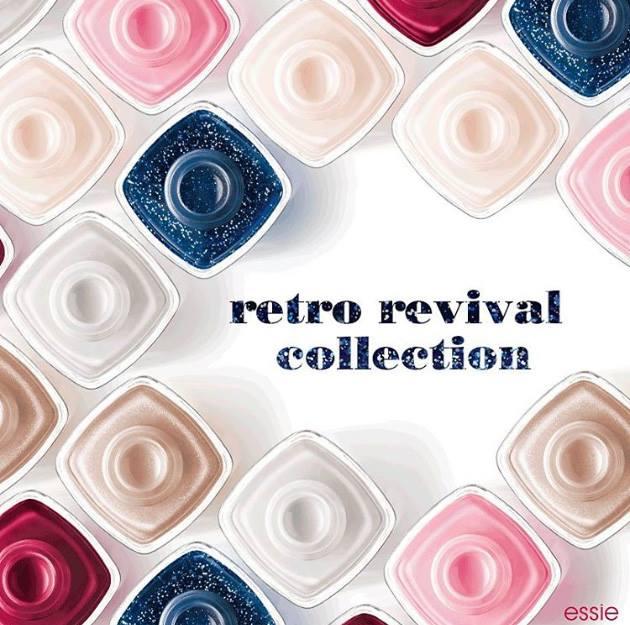 Essie e la collezione Retro Revival per la primavera estate 2016