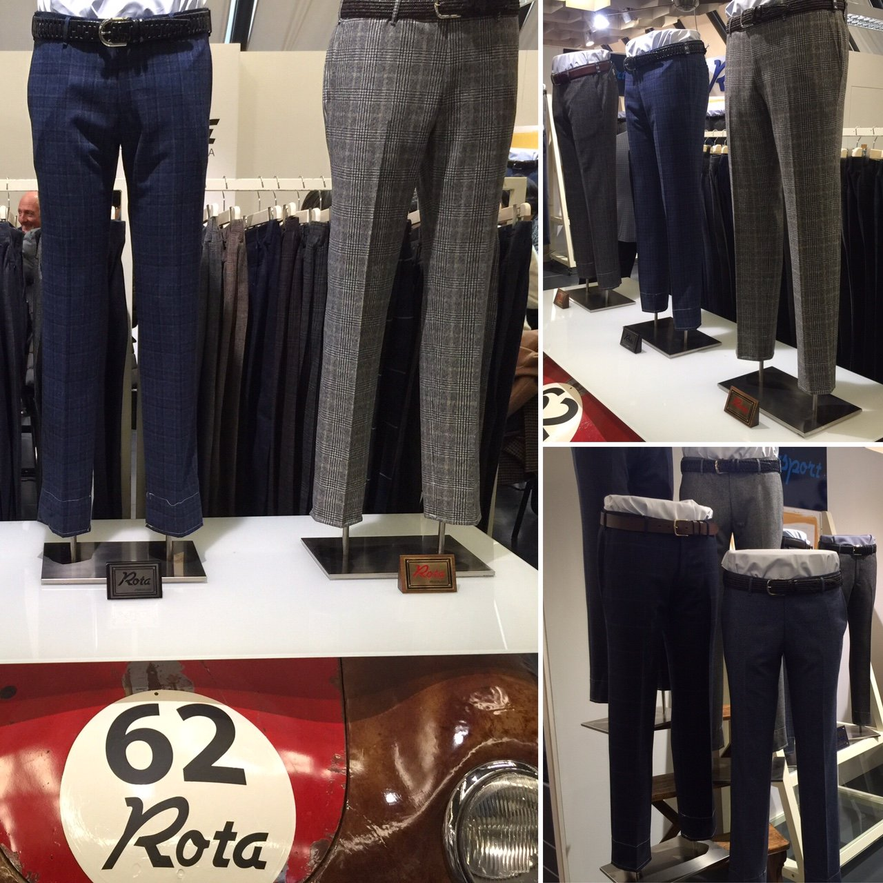 Moda uomo 2016-2017: i pantaloni