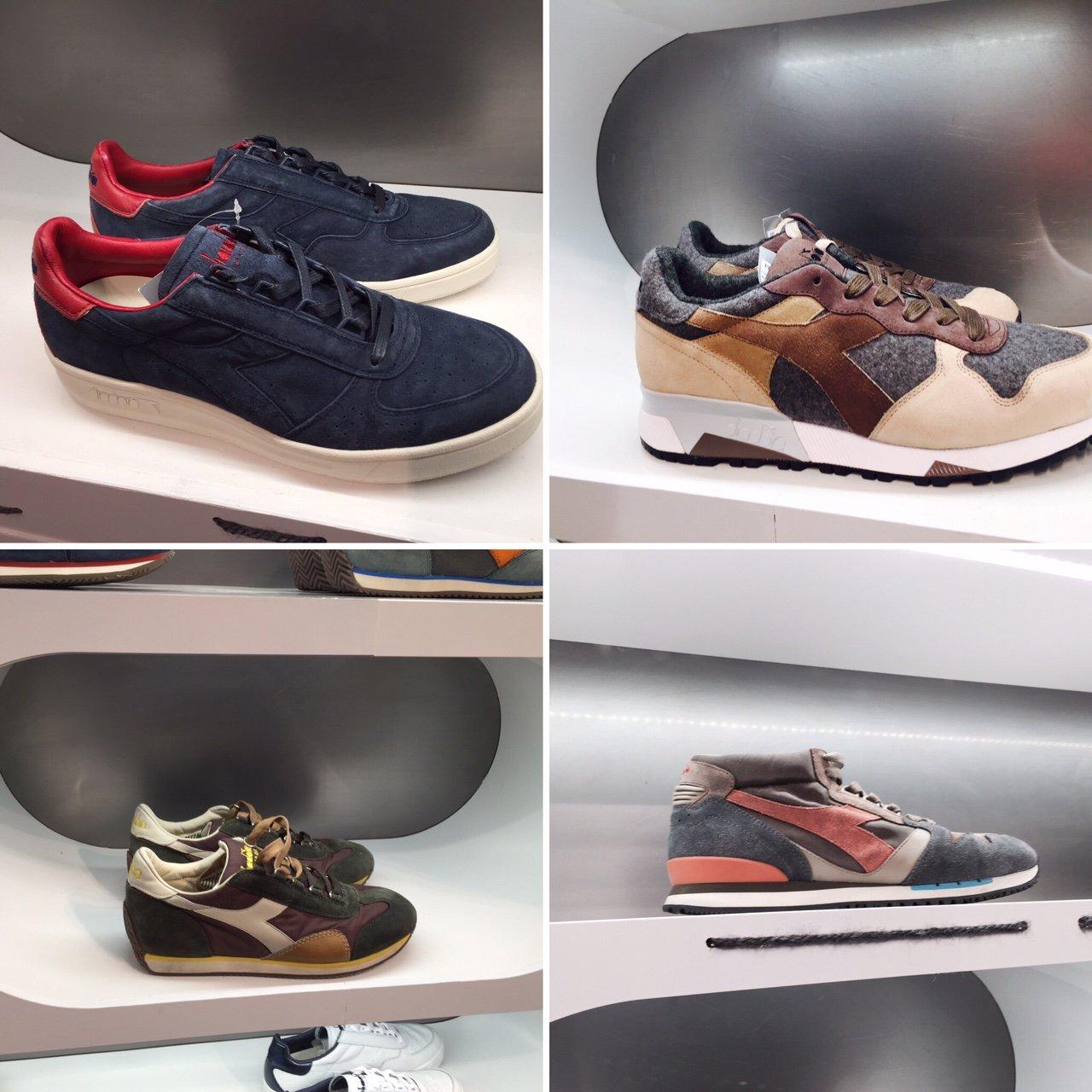 Moda uomo 2016-2017: le sneakers Diadora