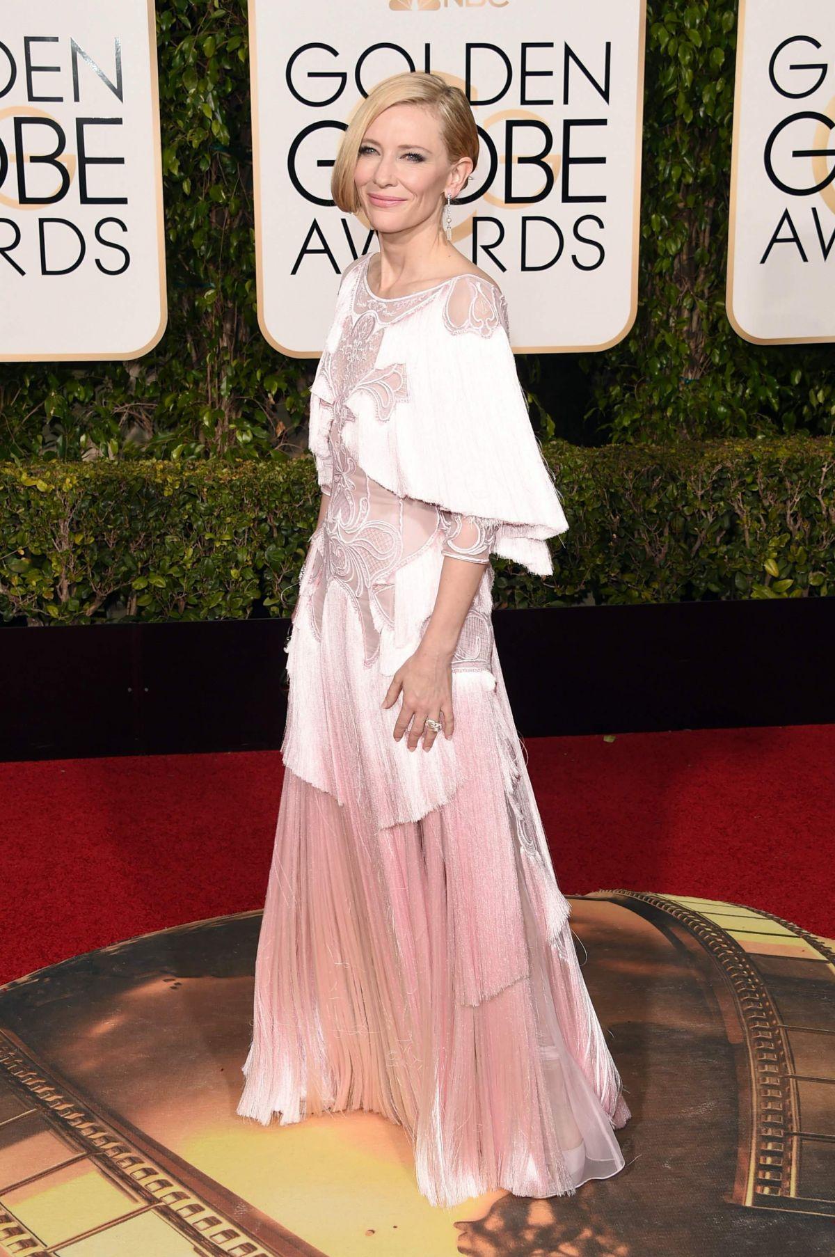Vestiti anni 20: il look di Cate Blanchett