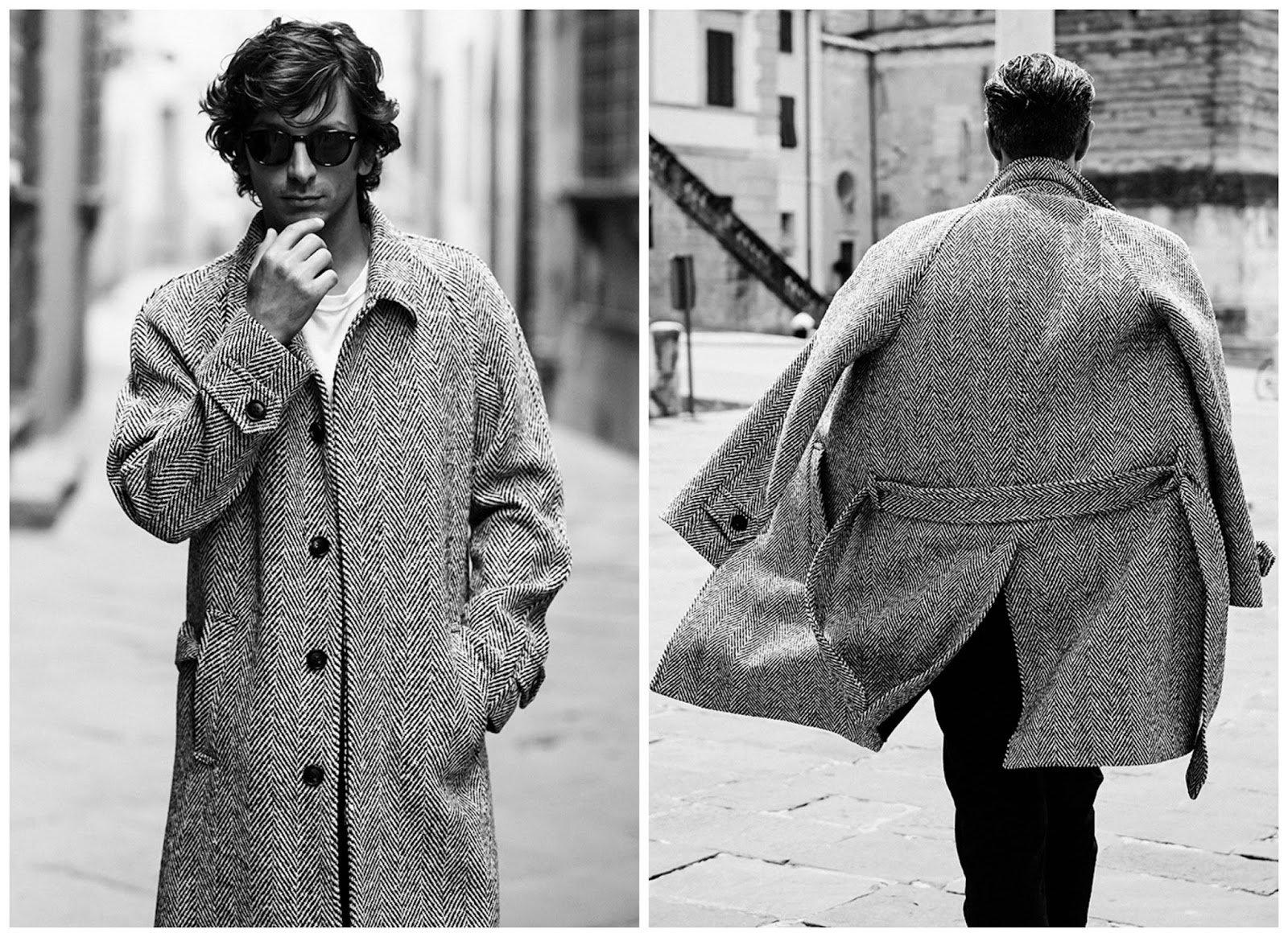 Moda uomo 2016-2017: paltò