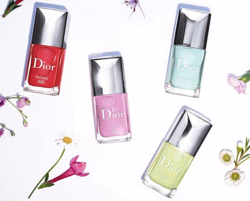 Colori smalti Dior Primavera estate 2016