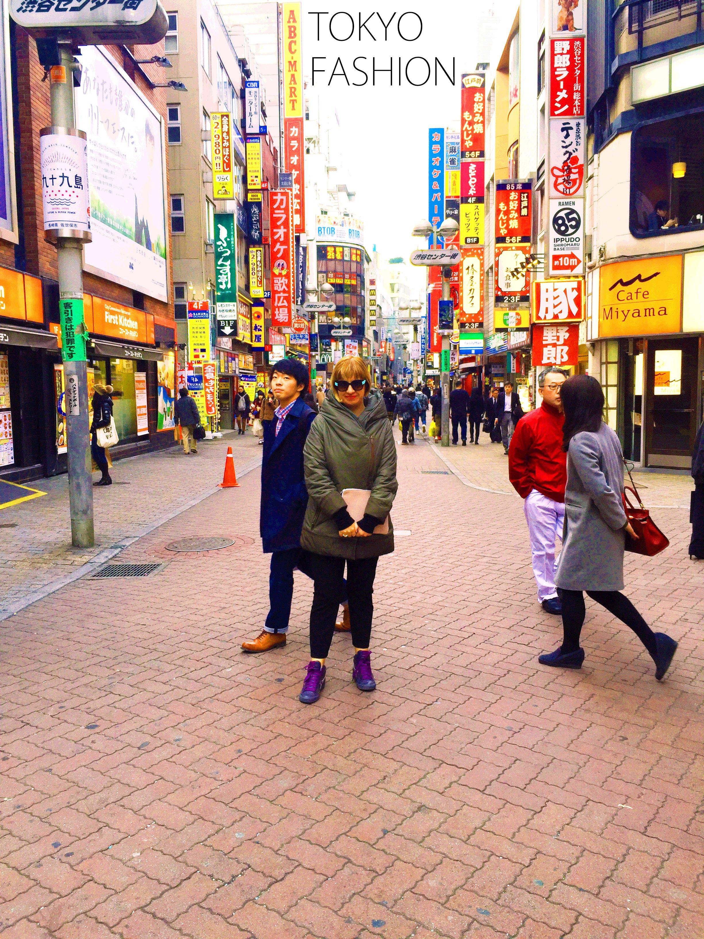 Tokyo Fashion a Shibuya