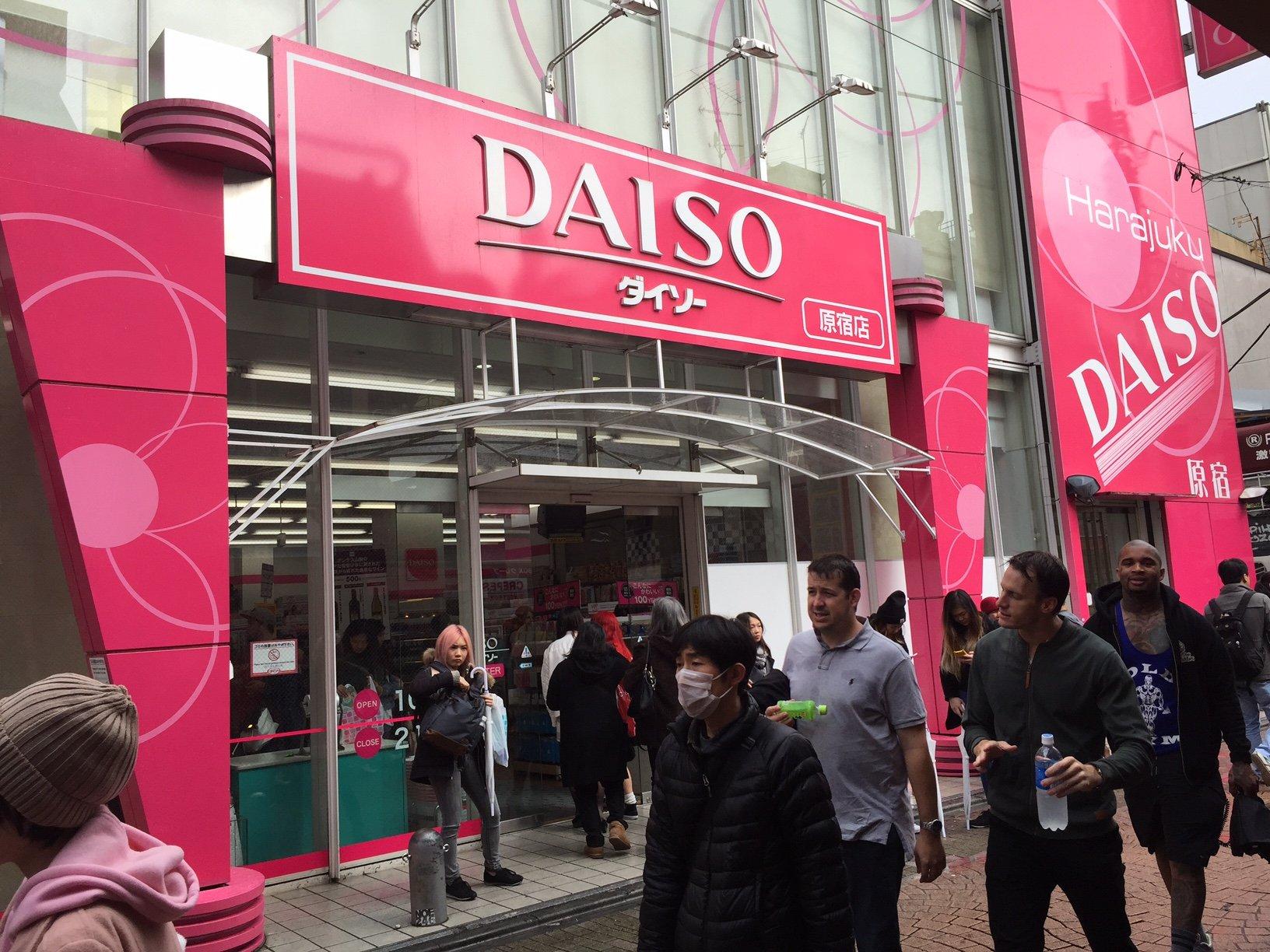 Tokyo fashion: shopping a Takeshita Street