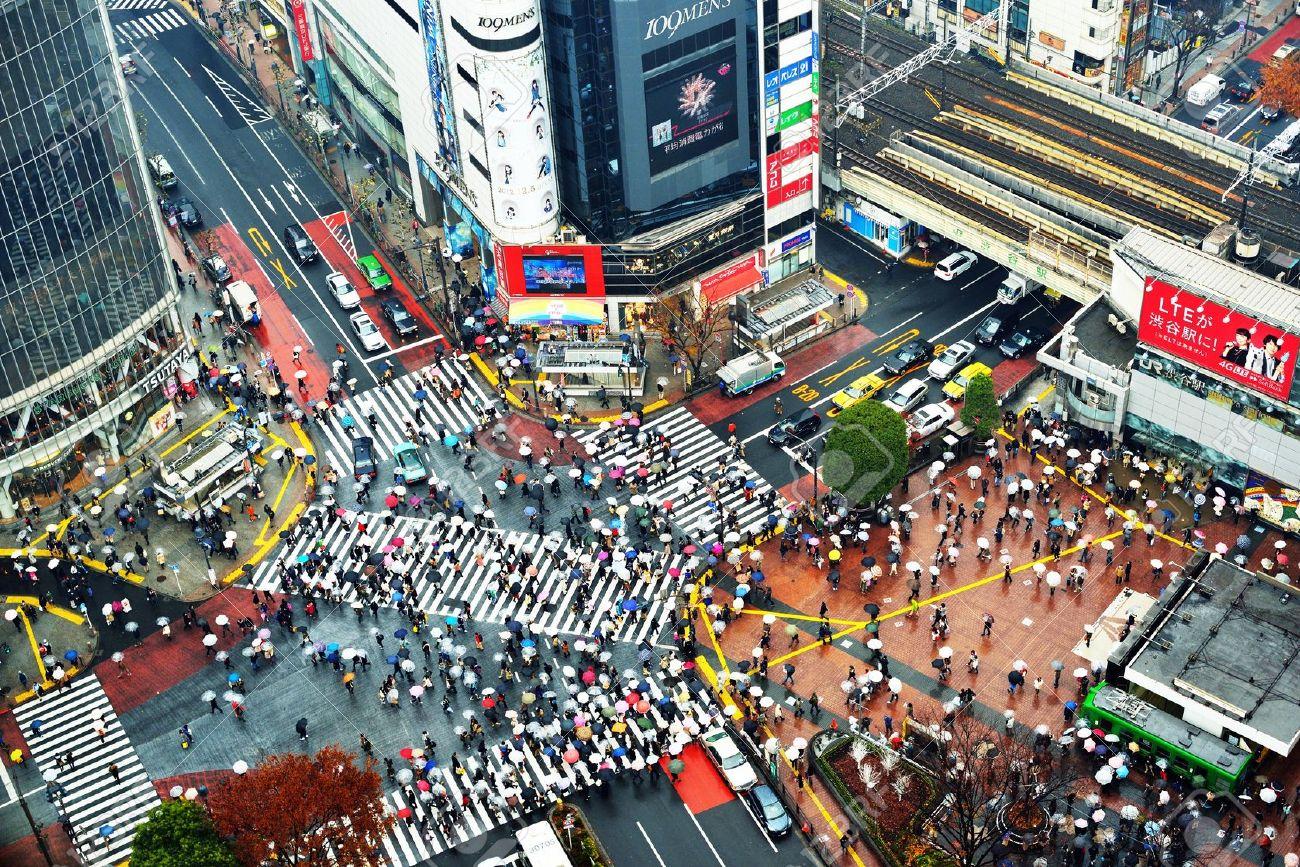 Tokyo Fashion: la guida di Shibuya