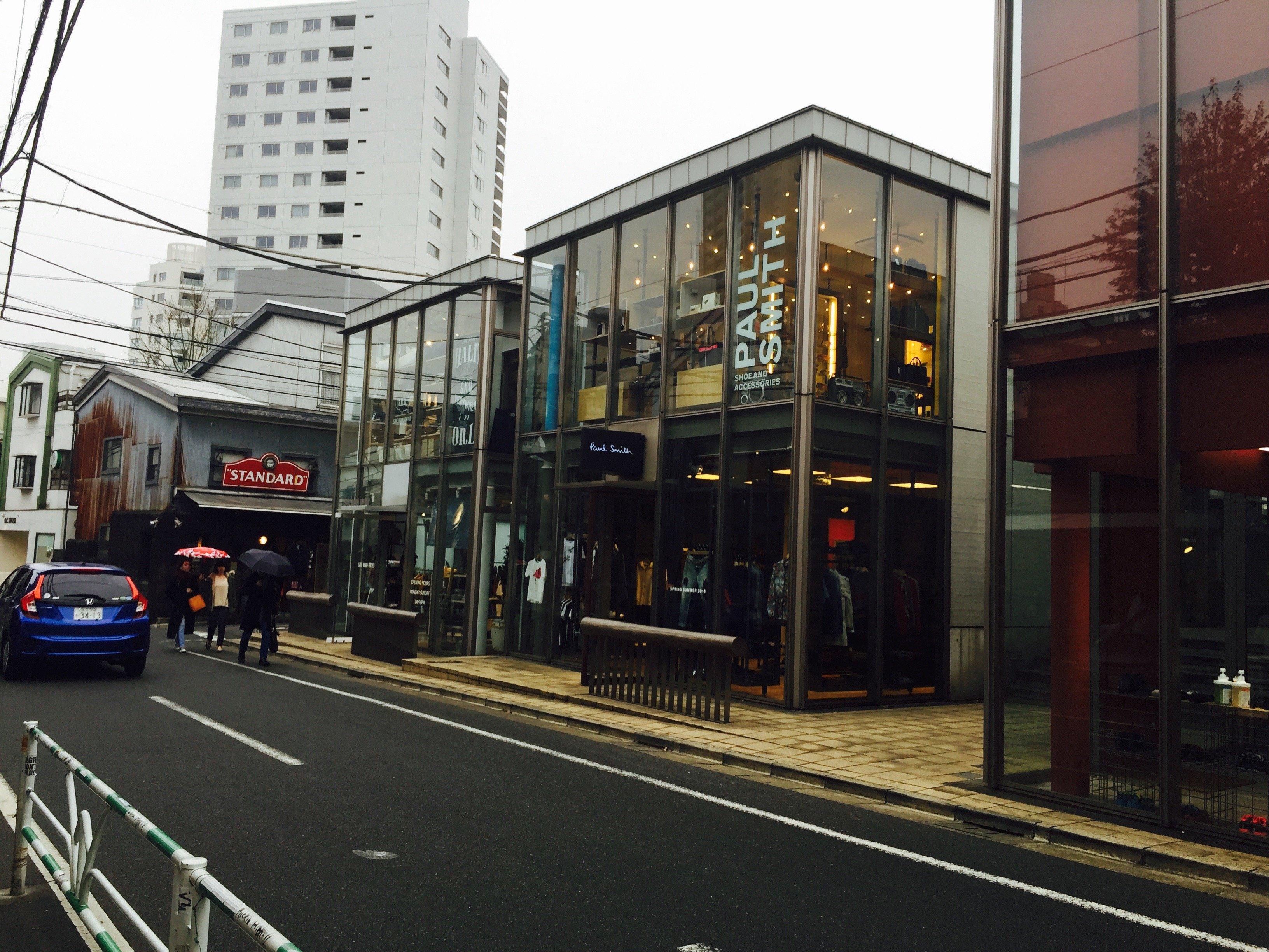 Tokyo Fashion a Daikanyama