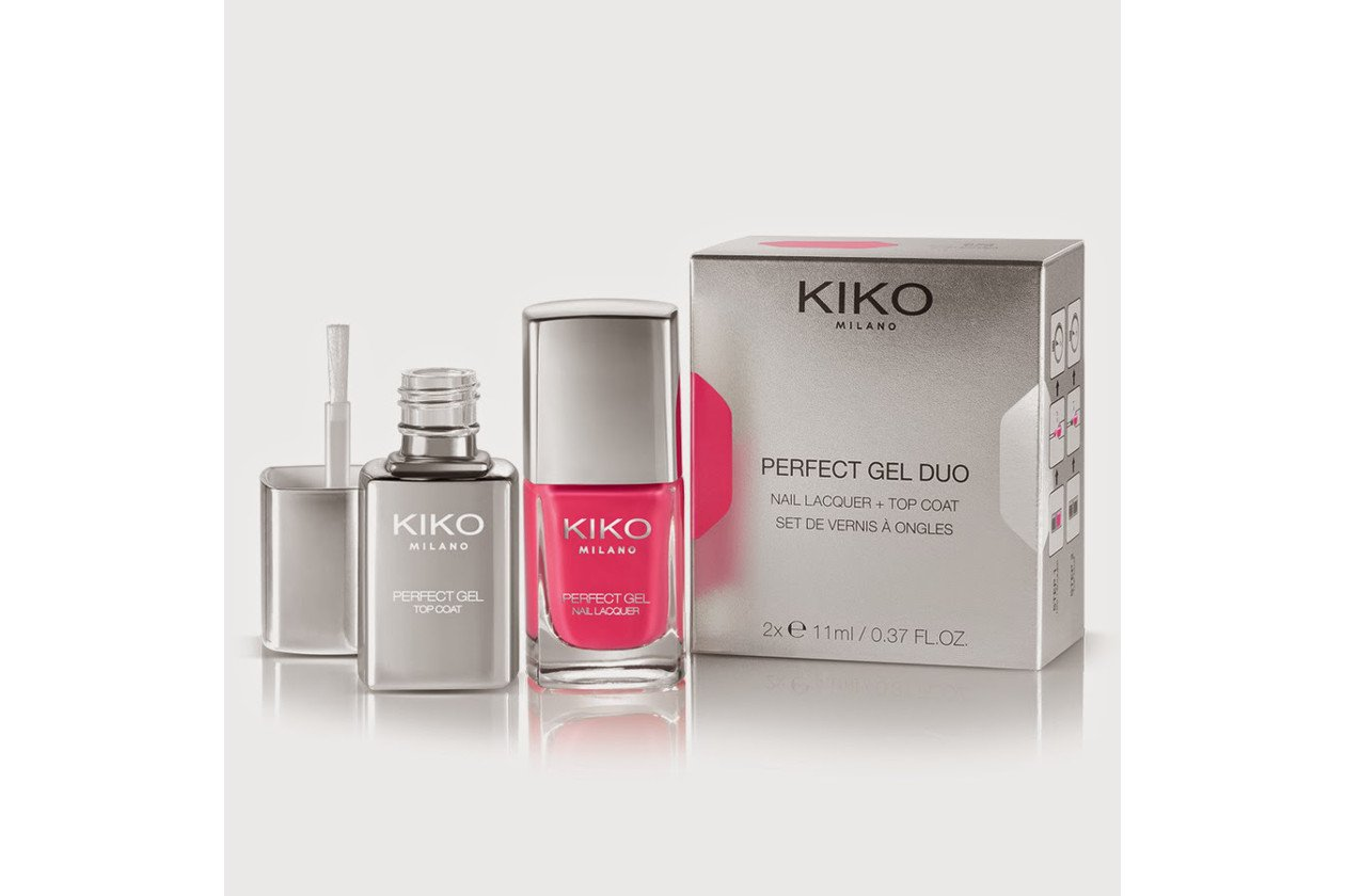 Smalti lunga durata Kiko Perfect Gel