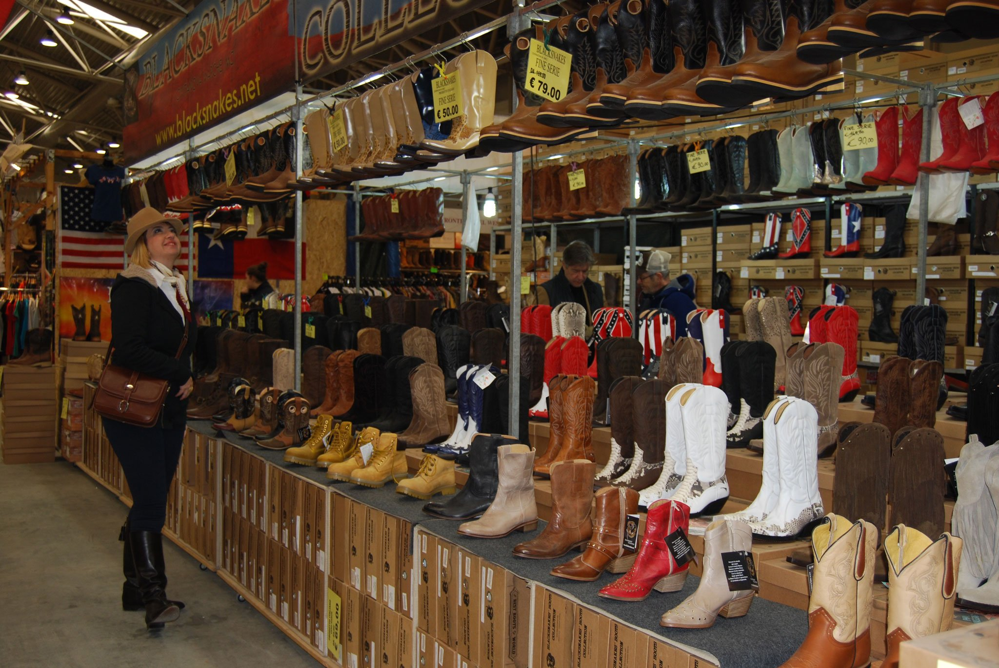 Foto di stivali texani