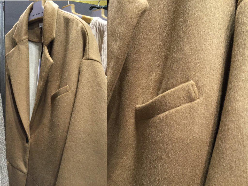 Cappotto Intropia