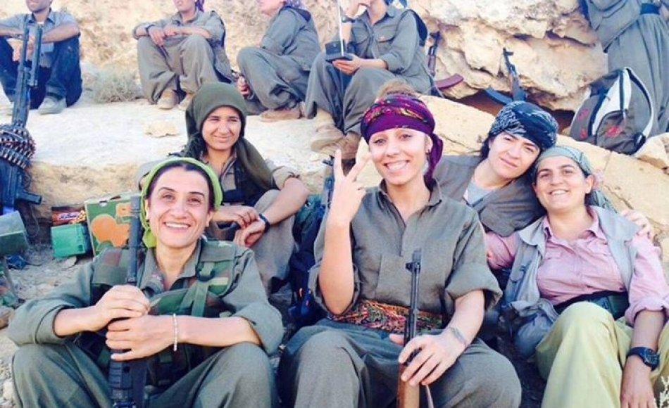 Le guerrigliere di Kobane