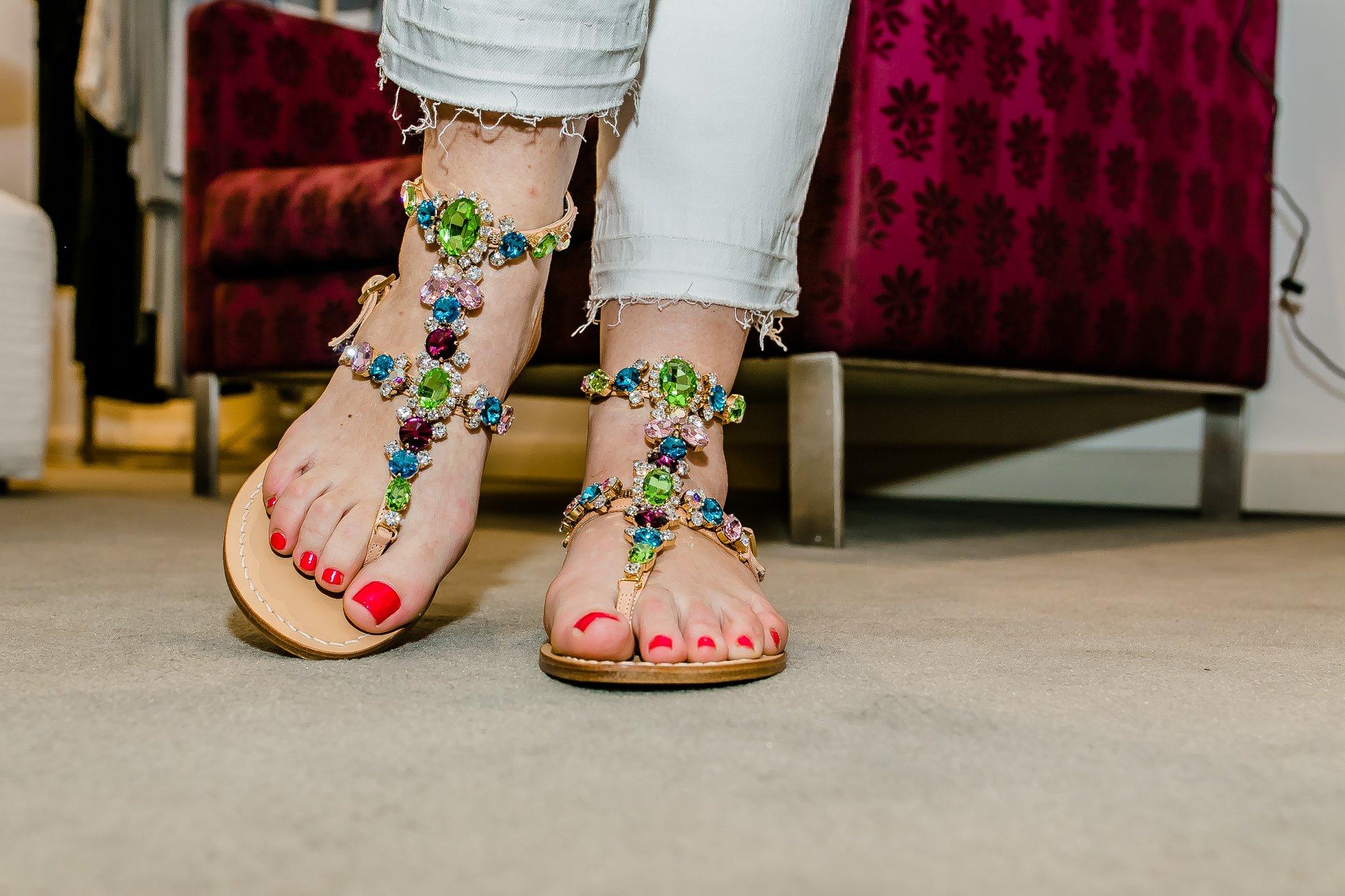 I Sandali Capresi di Preludio  gioielli da calzare 32a6fbc2eae