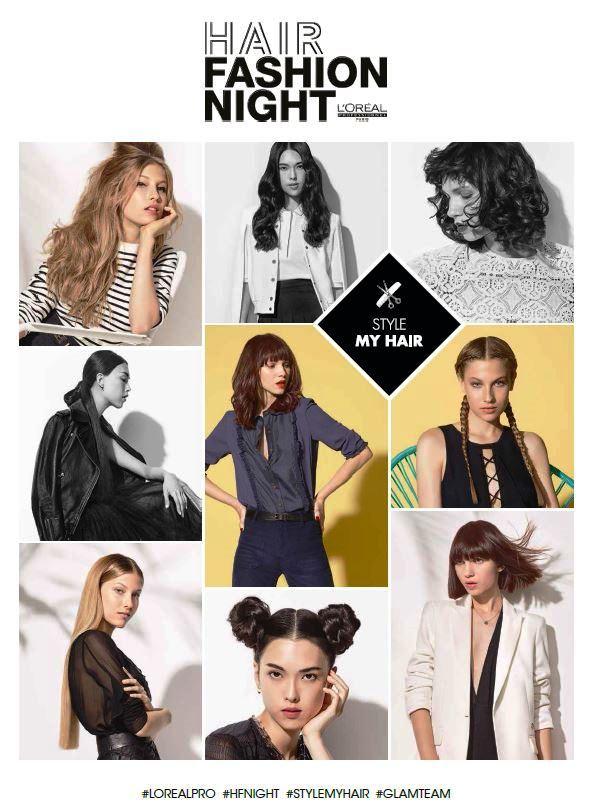 Foto della hair Fashion Night