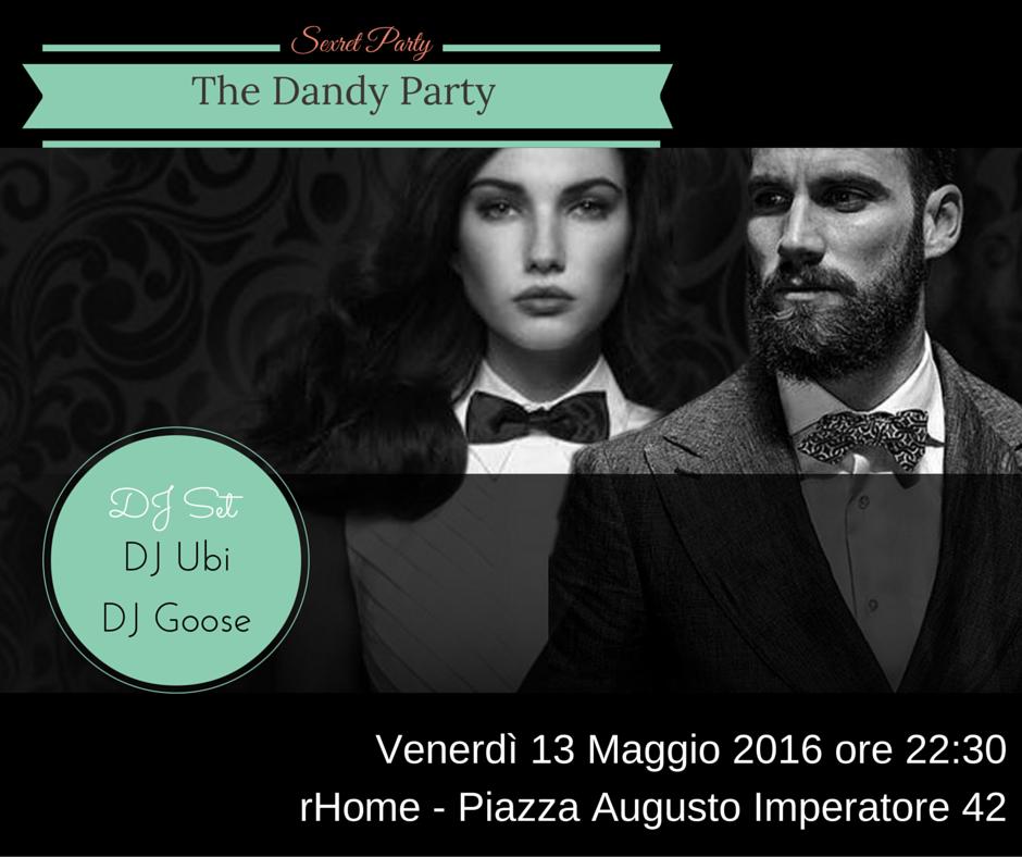 Foto dell'invito The Dandy Party