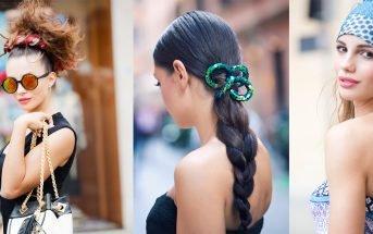 Foto di accessori per i capelli