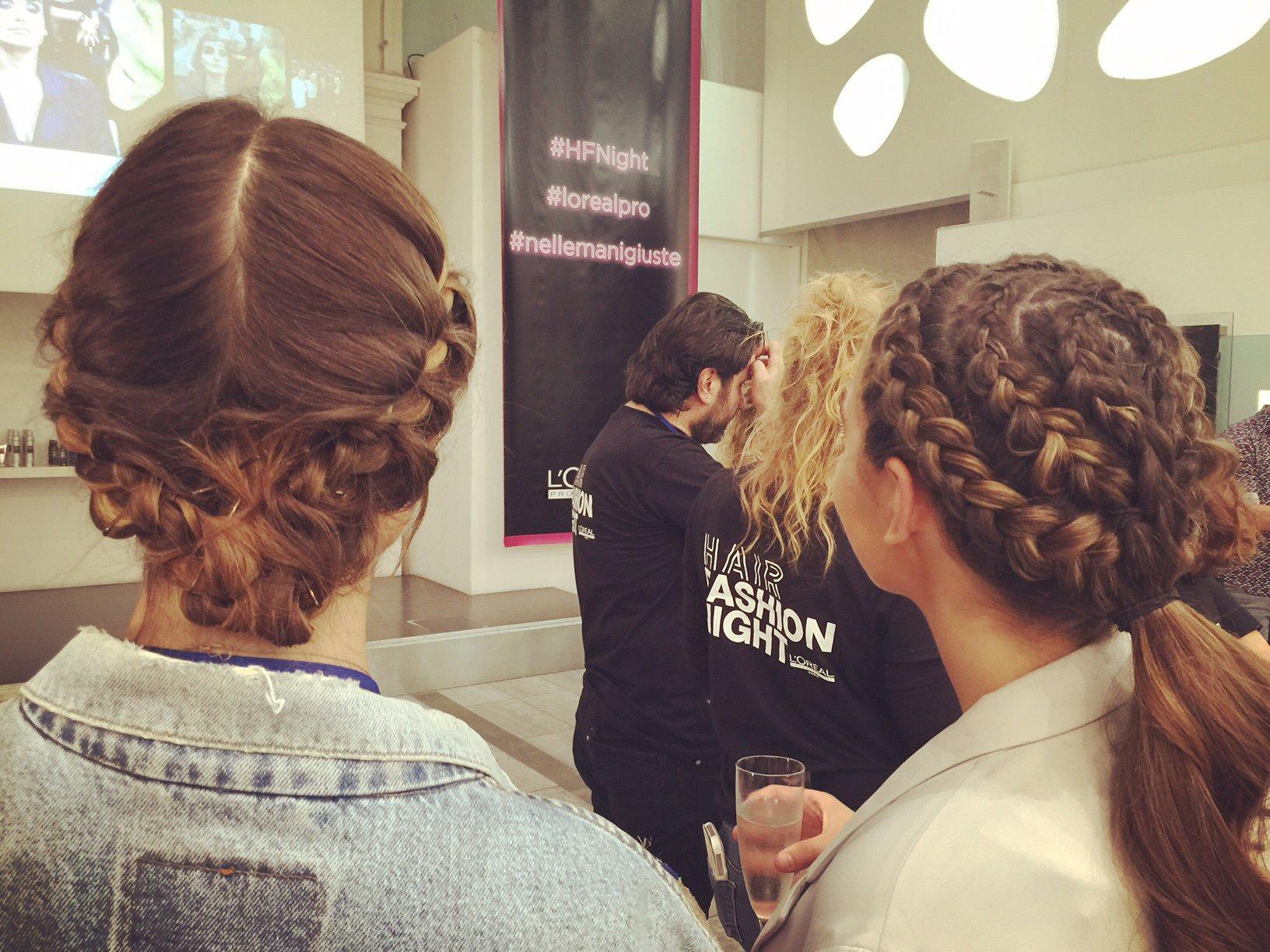 Foto dell'evento Hair Fashion Night
