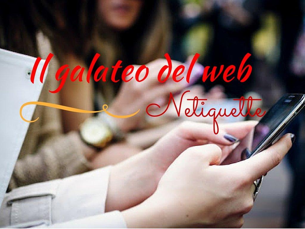 Il galateo del web  le regole della netiquette 322ee9bda38a