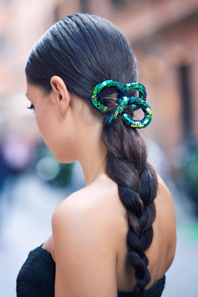 Foto di accessori per i capelli 2016