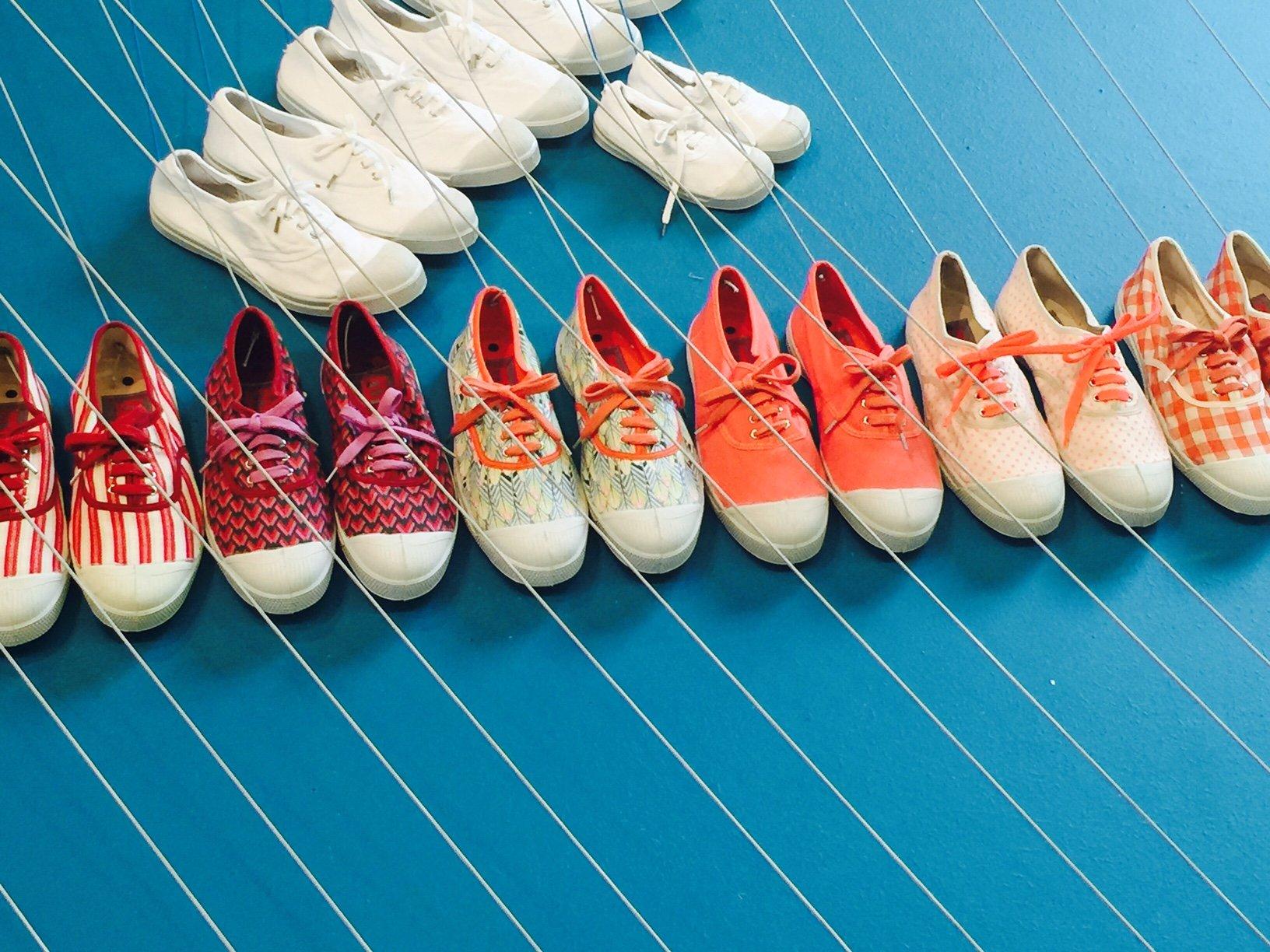 Foto Sneakers Bensimon