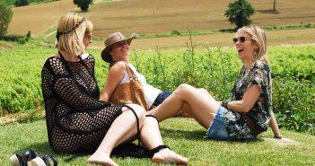 Foto di Claudia e le amiche