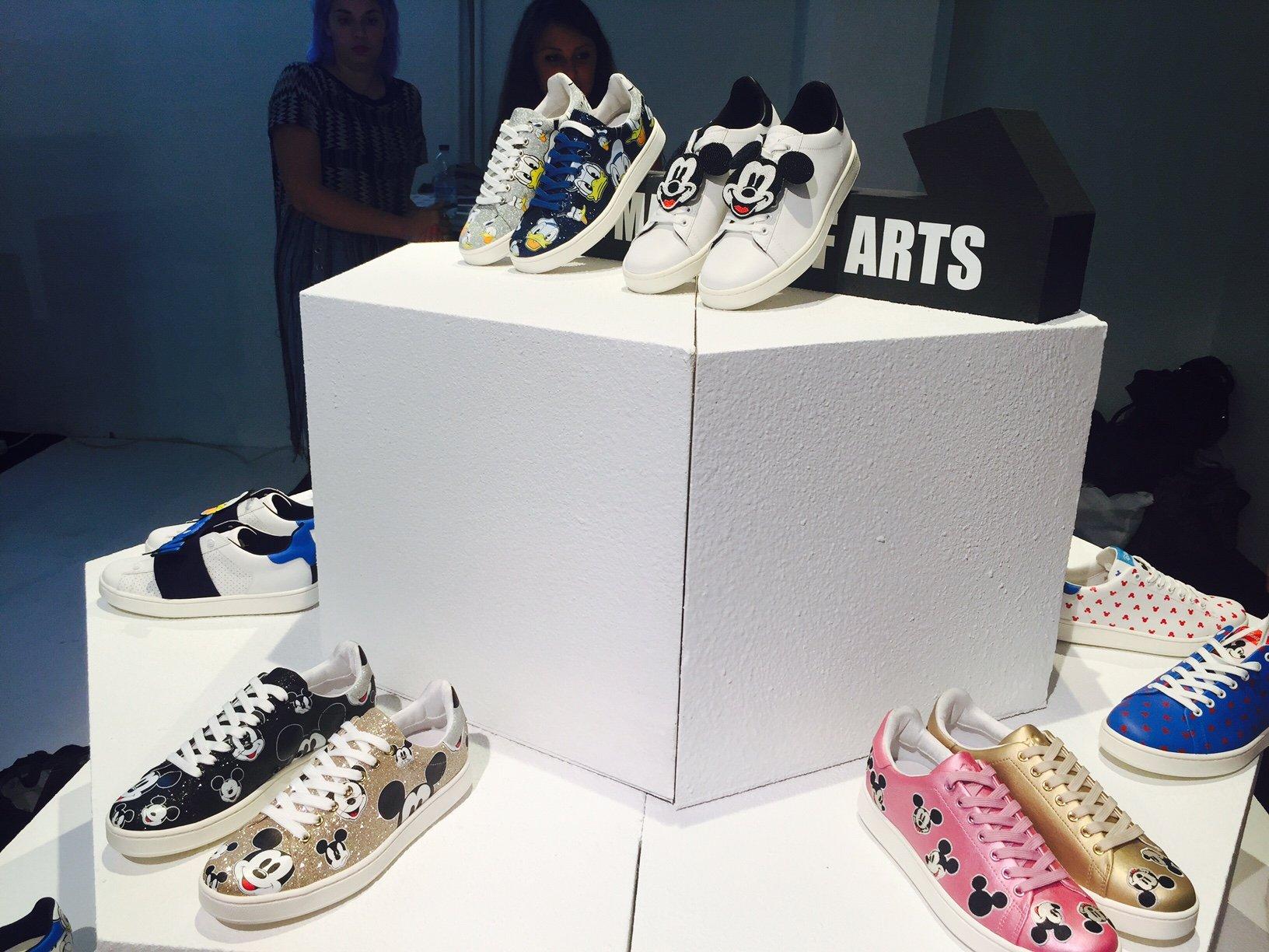 Foto delle sneakers Moa Disney