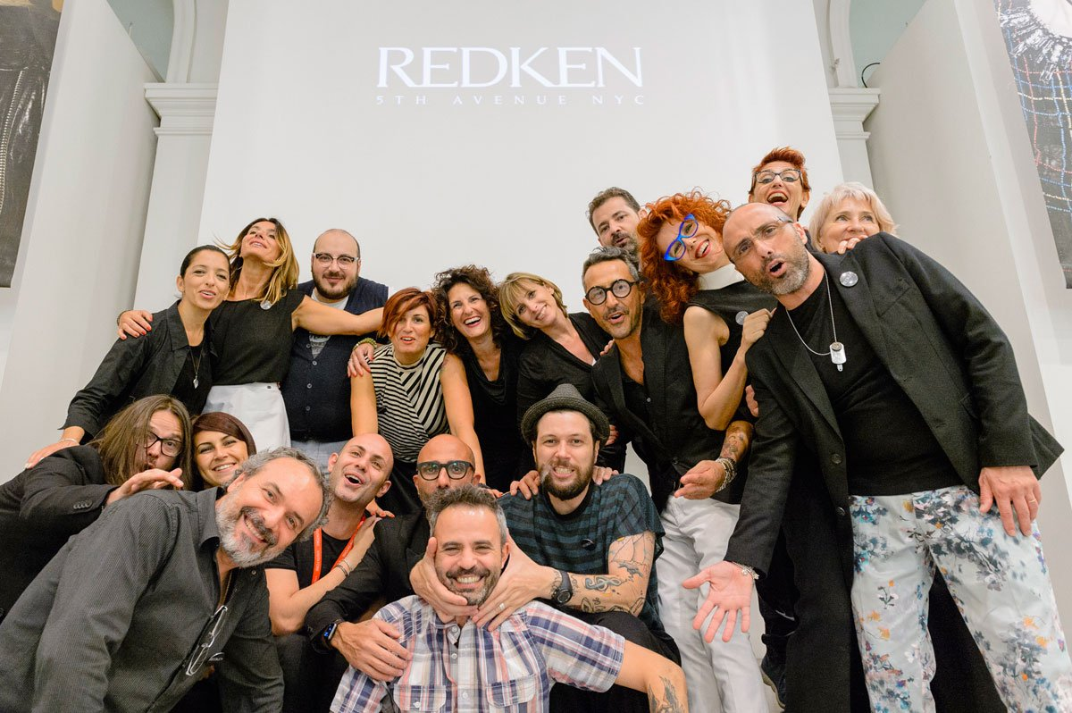 Foto dello staff di Redken