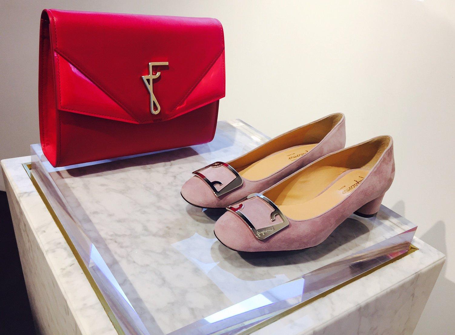 Foto delle scarpe e borse Fragiacomo