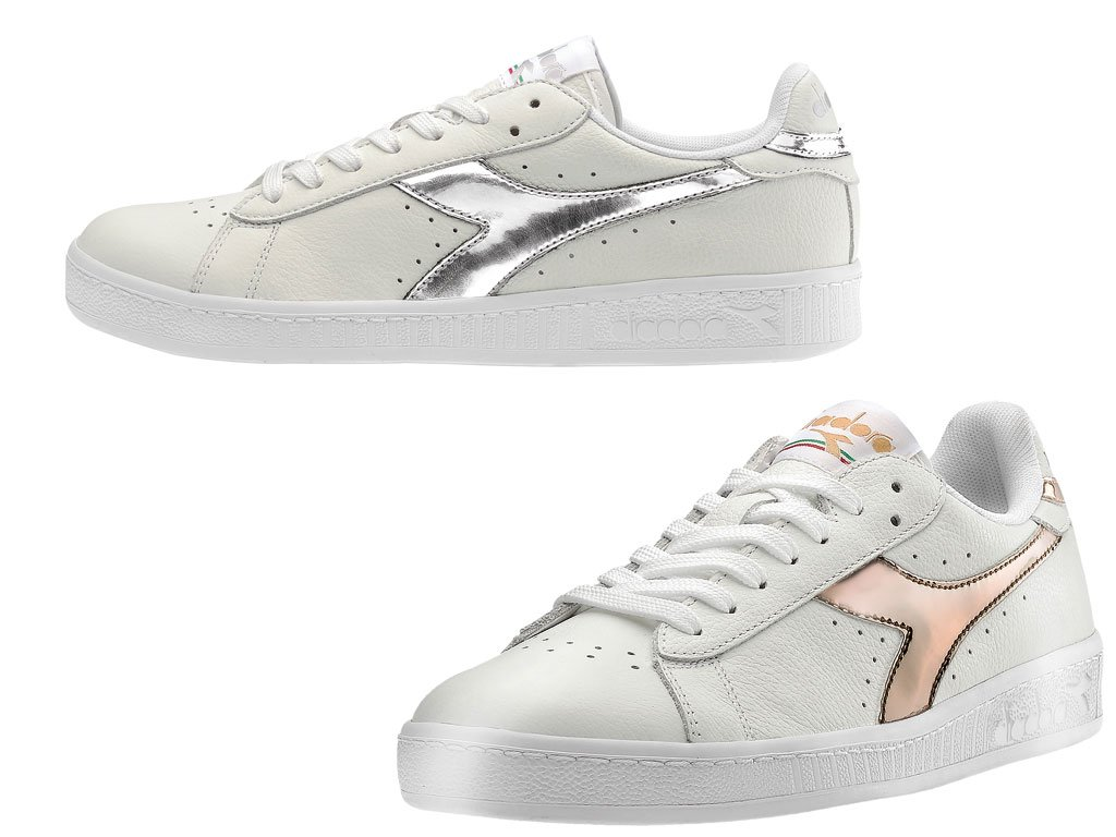 Donna Lab La Aw Shine Di Collection Sneakers wpq0xaFZx