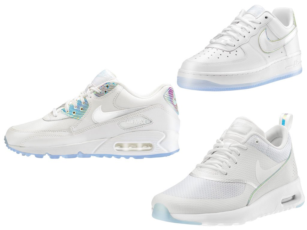 Foto delle Sneakers donna Nike Shine Collection