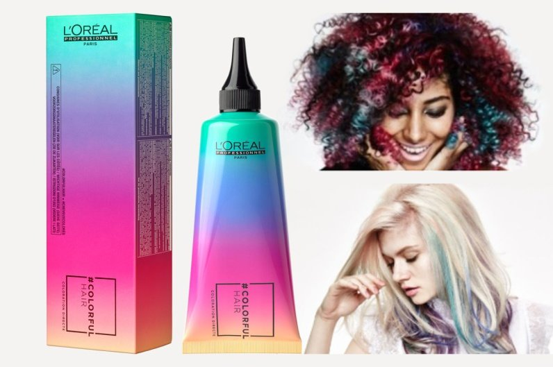 Colore capelli 2017 mode e tendenze dell 39 hair styling - Bagno di colore l oreal ...