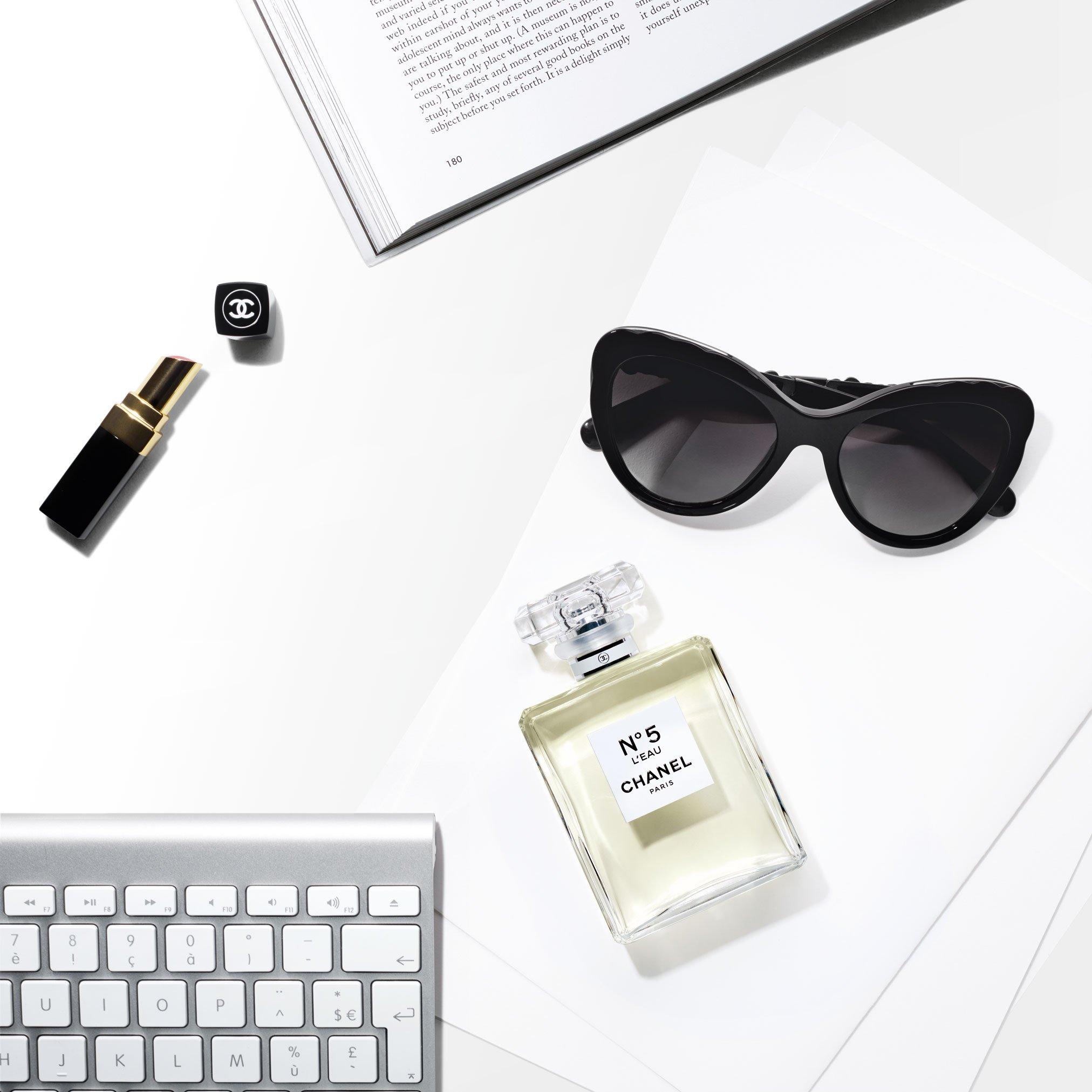 Foto del nuovo Chanel N°5 L'Eau