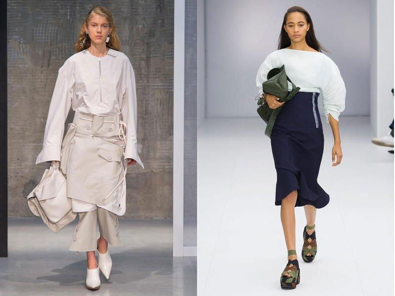 Conosciuto Tendenze moda primavera estate 2017: le novità per la Moda Donna EM14