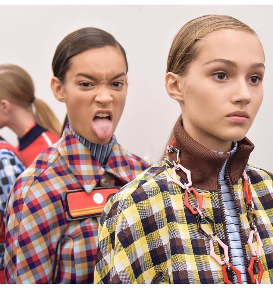 Tendenze moda p/e 2017 Prada