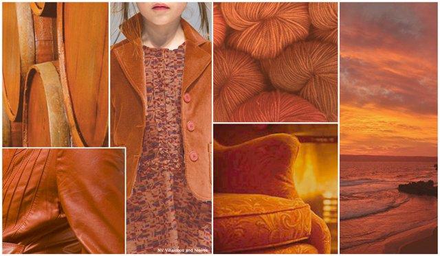 I colori moda dell'autunno/inverno 2017