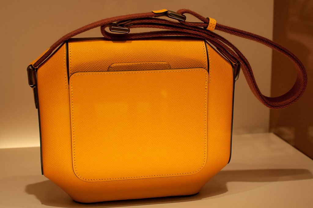 La borsa Octogone di Hermès