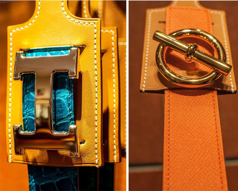 Le cinture Hermès