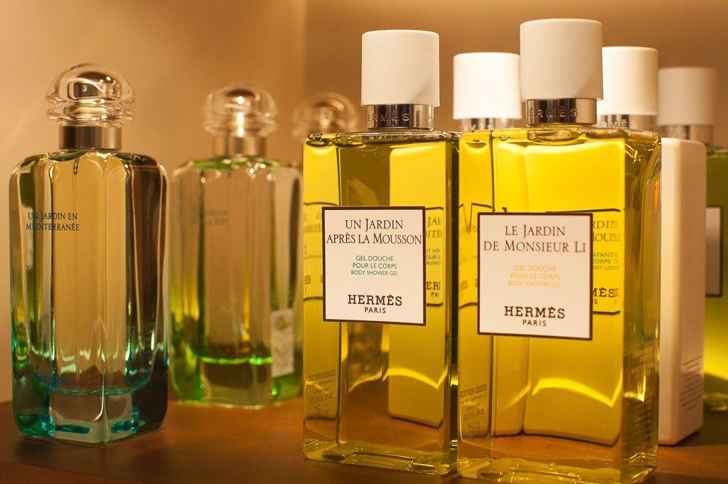 I profumi di Hermès