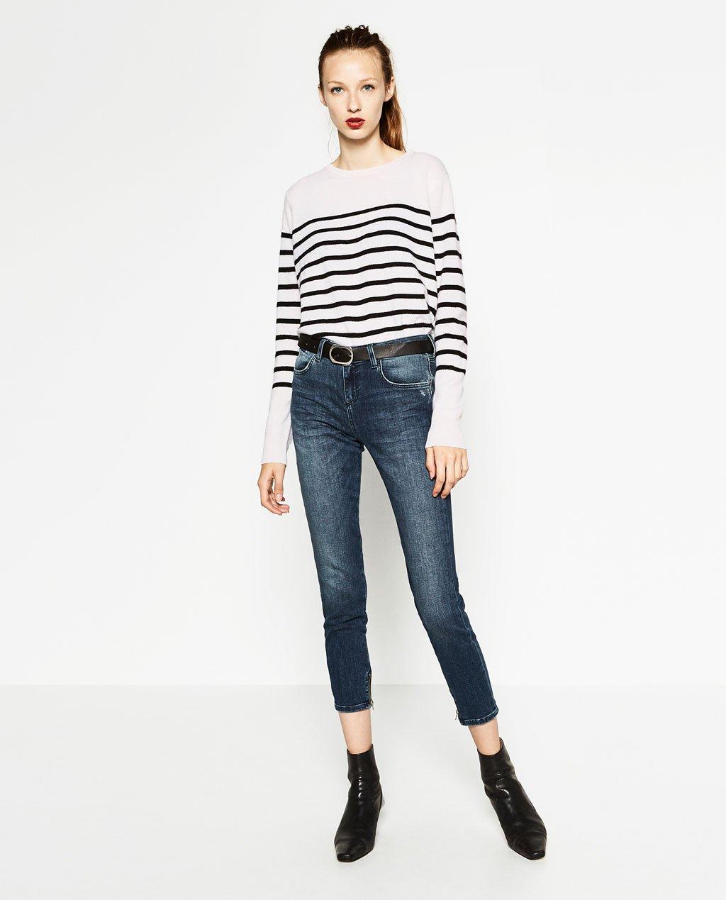 Tra le tendenze moda inverno 2017 i jeans skinny