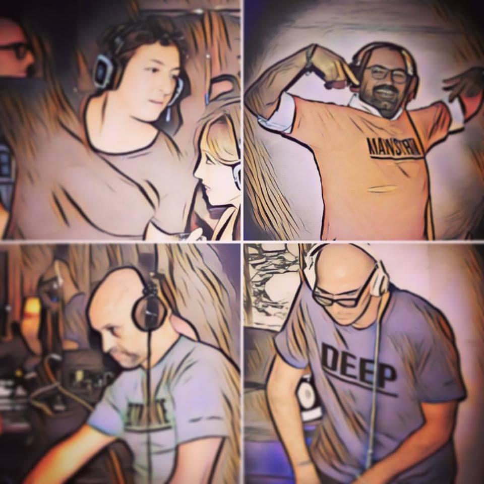 DJ Silent Party