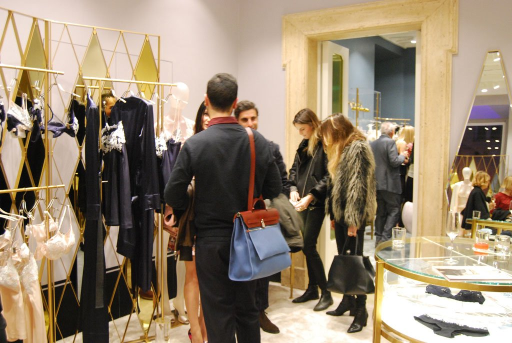 Opening Party della nuova boutique La Perla