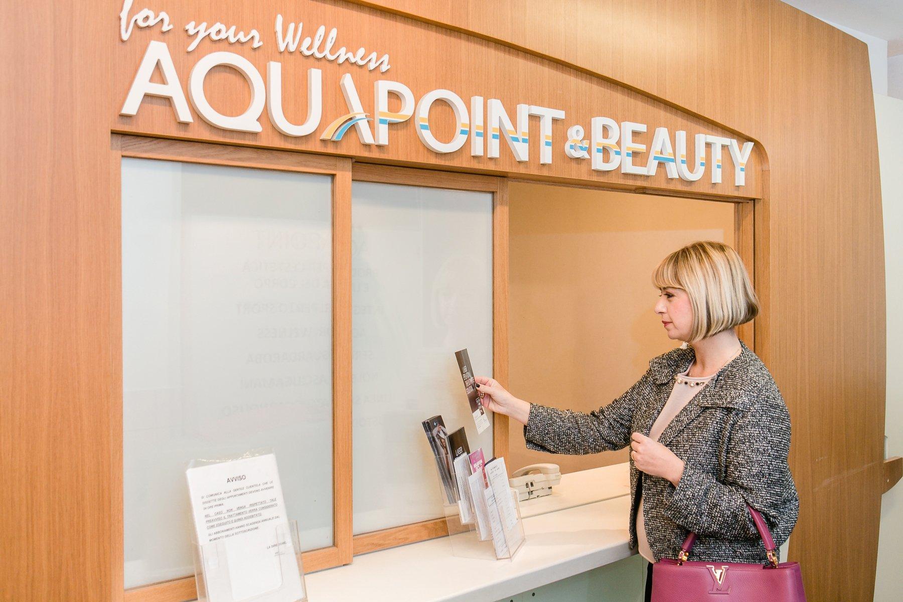 La depilazione al laser al centro Aquapoint & Beauty Roma